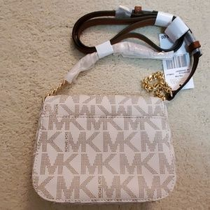 Michael Kors Bags - Cream Michael Kors Crossbody